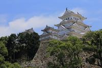 Shinsei Himeji Castle Stock photo [3217748] Himeji