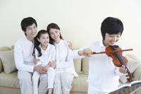 Family Stock photo [3218081] Interior
