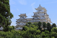 Shinsei Himeji Castle Stock photo [3219674] Himeji