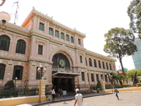 Central Post Office in Ho Chi Minh Stock photo [3221136] Vietnam