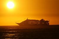 Sunset Cruise Stock photo [3226362] Boat