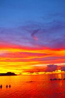 Guam dusk Stock photo [3316228] Guam
