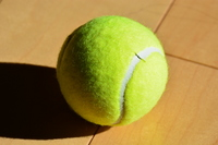 Tennis ball Stock photo [3317029] Tennis
