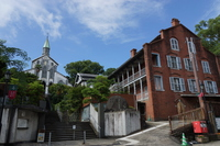 Oura Catholic Church (Churches and Christian Sites in Nagasaki) Stock photo [3317759] Oura