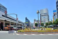JR Kichijoji Station North Exit of Rotary Stock photo [3319403] Kichijoji