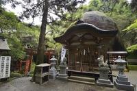 Iwafune shrine hewn Tour Stock photo [3320617] Iwafune