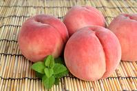 Kawanakajima white peach Stock photo [3321324] Peach