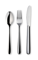Cutlery, cutout image Stock photo [3321564] Cutlery