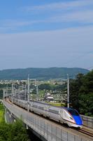 E7 Shinkansen Stock photo [3327006] Bullet
