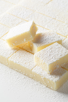 White chocolate (block type) Stock photo [3410886] White