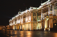 State Hermitage Museum Stock photo [3411041] Russia