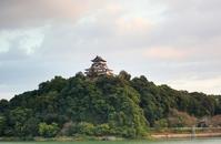 Inuyama Castle Stock photo [3411204] Inuyama