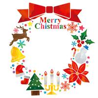 Christmas wreath [3414116] Christmas