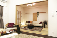 Japanese-style room Stock photo [3416978] House