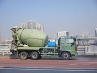 Mixer truck Stock photo [3419405] Mixer
