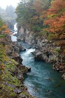 Iwate Prefecture morning Genbikei Stock photo [3507424] Genbikei