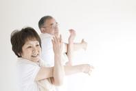 Senior couple to Warming Stock photo [3512408] Husband