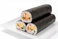 Seafood-rolled sushi Sushi