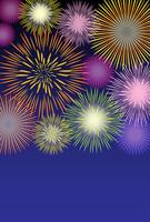 Fireworks background [3617074] Fireworks