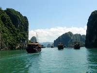 Vietnam Halong Bay Stock photo [3621156] Halong