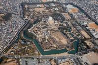 Himeji Castle Aerial Aerial Landscape Stock photo [3622645] Himeji