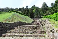 Hachioji Castle Stock photo [3719109] Hachioji