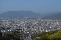 Hiroshima seen from Sandakiyama Stock photo [3721683] Hiroshima