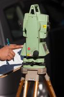 Surveying instrument Stock photo [3723631] Tokyo