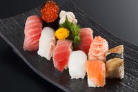 Edo-style sushi Sushi