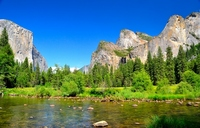 Yosemite National Park Stock photo [3726622] National