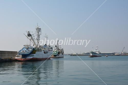 焼津港の徴用船