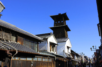 Bell at the time of Kawagoe Stock photo [3829608] Hour