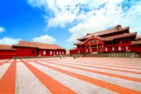 Shuri Castle main shrine Stock photo [3830163] Shuri