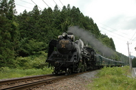 Chichibu Railway SL Paleo Express Stock photo [3841831] SL