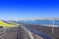 Yokohama University's Bridge Stock photo [3842225] Yokohama