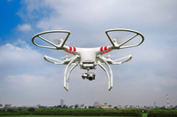 Drone Stock photo [3936436] Radio