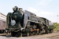Showa railway JNR Class C62 1977 Stock photo [3936867] Showa