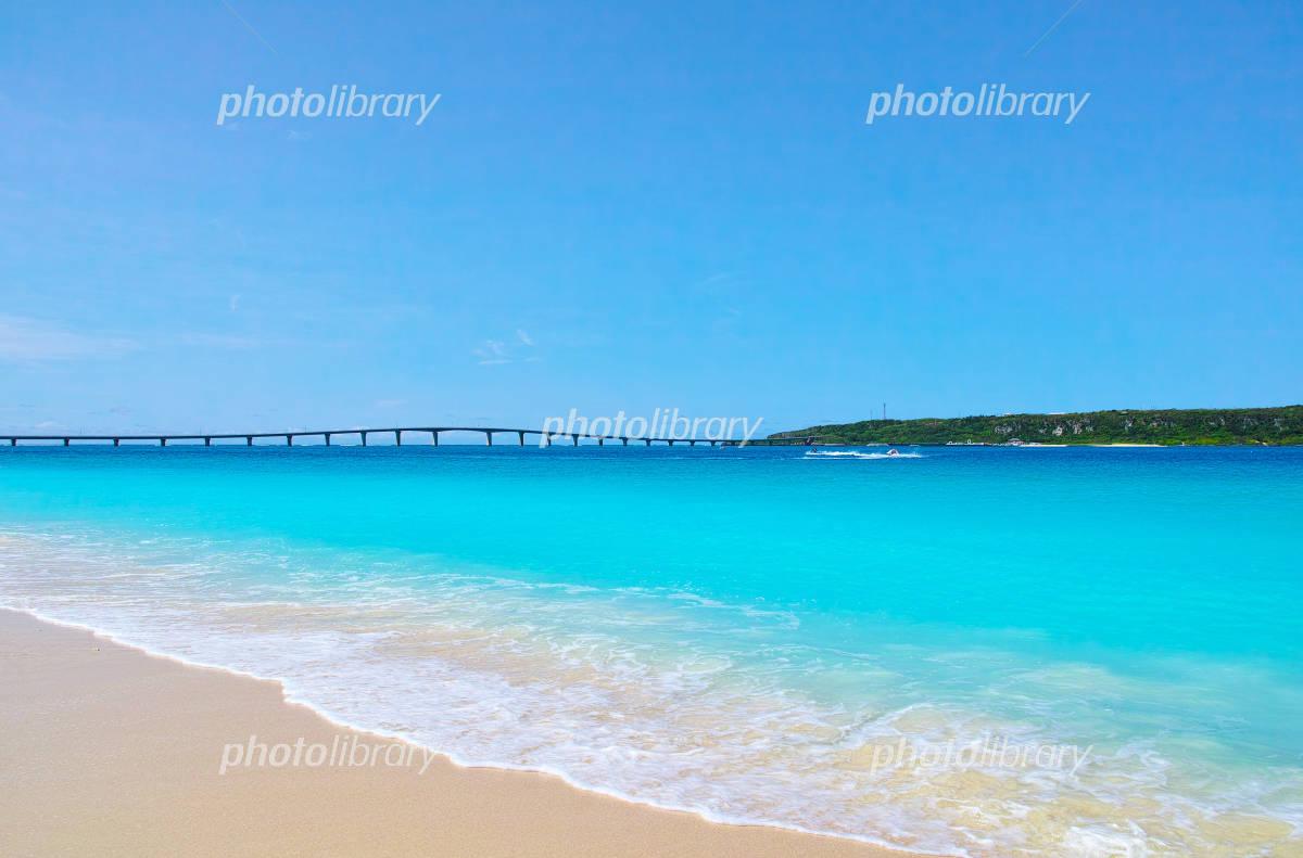 Yonaha foreshore beach Photo