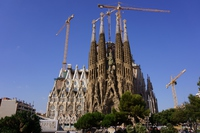 Sagrada Familia Stock photo [4022860] Sagrada