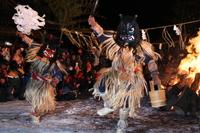 Namahage dance Stock photo [4024270] Namahage