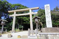 Kashima Jingu Otorii Stock photo [4032772] Kashima