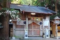Allariz shrine Stock photo [4167927] Takachiho