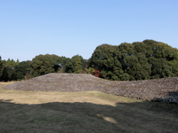 Namame Mounds five No. mound Stock photo [4783337] Miyazaki