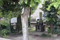 Okita Nawate Battlefield trace Ryūzōji Takanobu memorial tower Stock photo [4784703] Okita