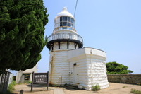 Lighthouse 50 election Mihonoseki lighthouse Stock photo [4867631] Mihonoseki