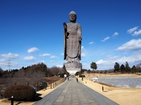 Ibaraki Prefecture Ushiku Great Buddha Stock photo [4879200] Ushiku