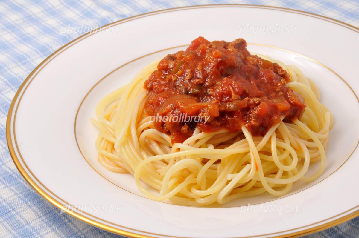 スパゲティ ミート
