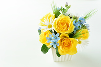 Flower arrangements Father's Day Stock photo [4978597] Father's