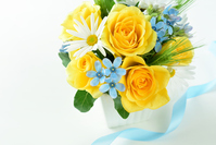 Flower arrangements Father's Day Stock photo [4978600] Father's