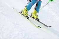 Skiing competition Stock photo [4979272] Alpine